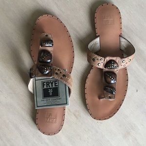 Frye Delphine thong sandals
